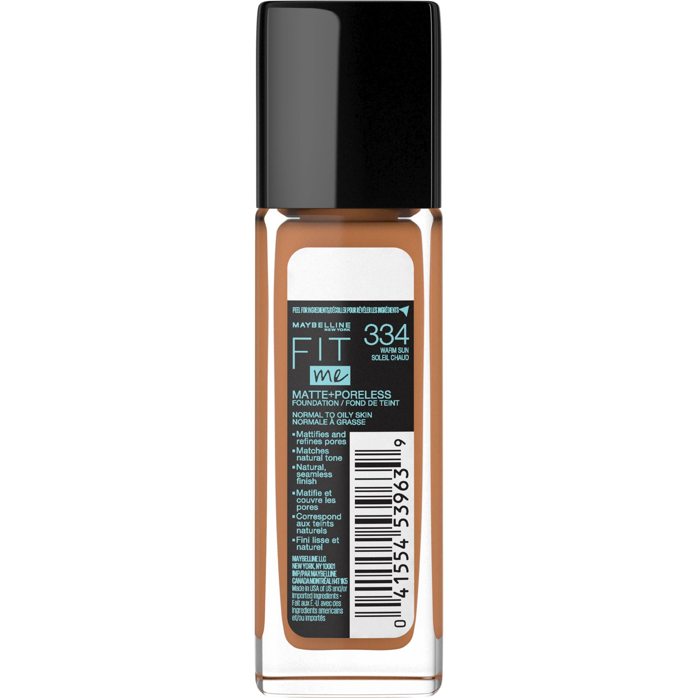 Maybelline Fit Me Liquid Foundation - FLJ CORPORATIONS