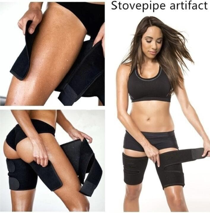 Sports Fitness Leggings with Running Protective Strap - FLJ CORPORATIONS