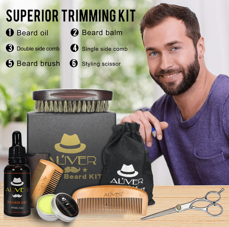 Beard care tools for men - FLJ CORPORATIONS