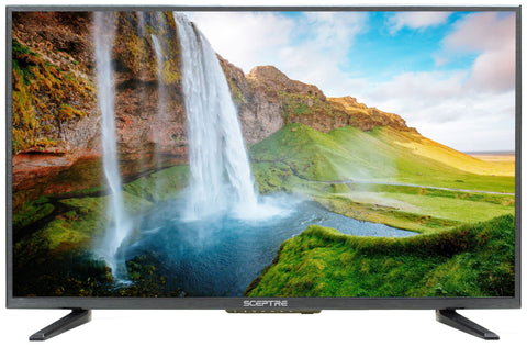 "Sceptre 32"" Class 720P HD LED TV X322BV-SR"