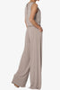 Image of Wide Leg Pants Jumpsuit - FLJ CORPORATIONS