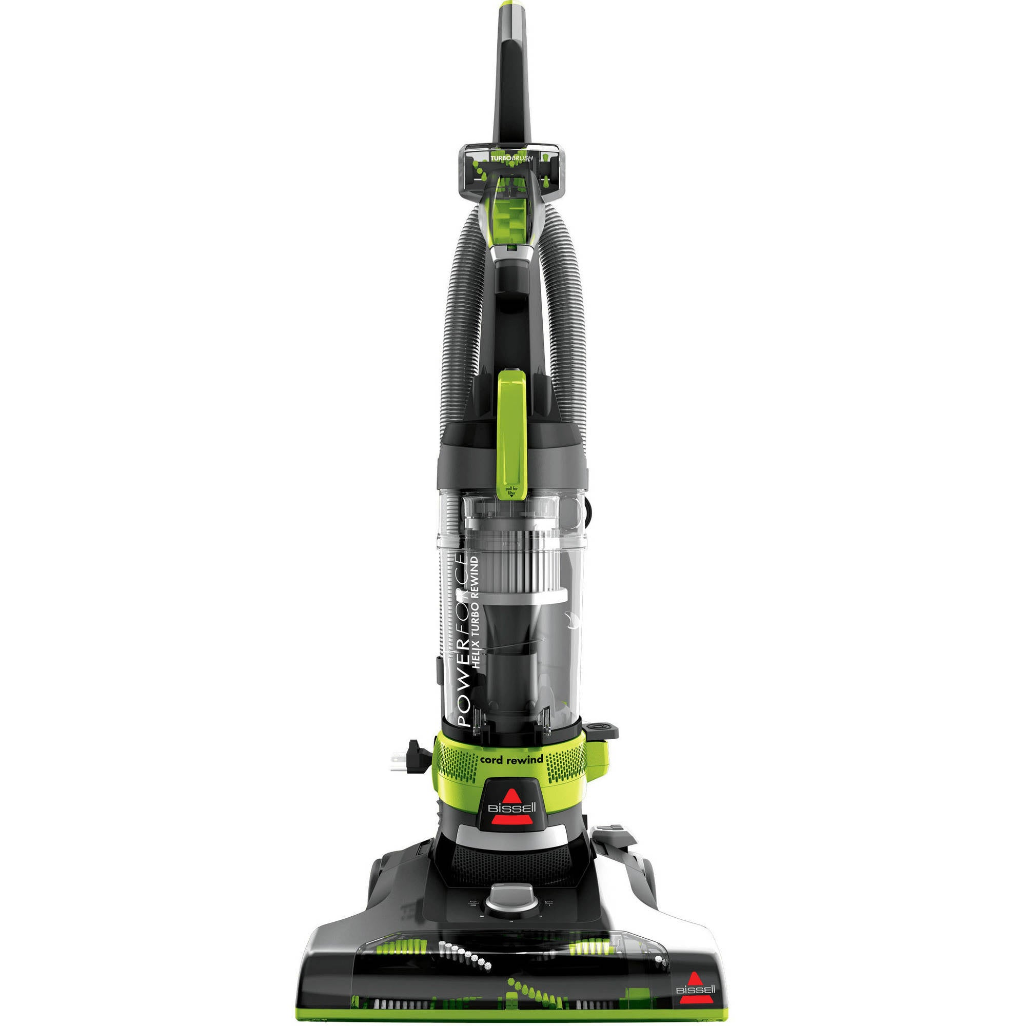 Bissell PowerForce Helix Turbo Rewind Bagless Vacuum Cleaner, 1797 - FLJ CORPORATIONS