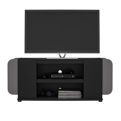 "NTense Alliance Gaming TV Stand for TVs up to 54"", Black - FLJ CORPORATIONS"