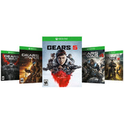 Microsoft Xbox One S 1TB Gears 5 Bundle, White, 234-01020 - FLJ CORPORATIONS