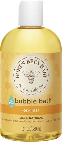 Burt's Bees Baby Bubble Bath, Original & Tear Free, 12 fl oz - FLJ CORPORATIONS