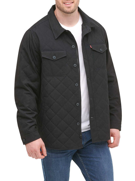 Diamon Quilted Jacket - FLJ CORPORATIONS