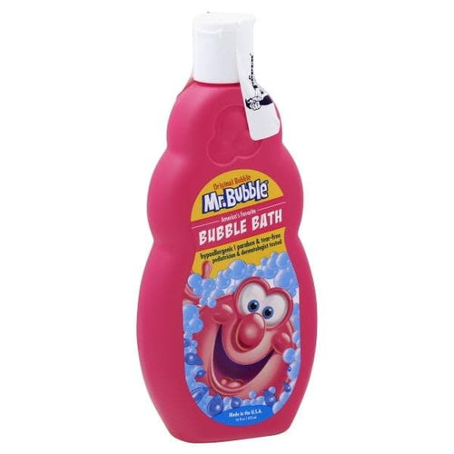 Mr. Bubble Original Bubble Bath 16 Ounce - FLJ CORPORATIONS