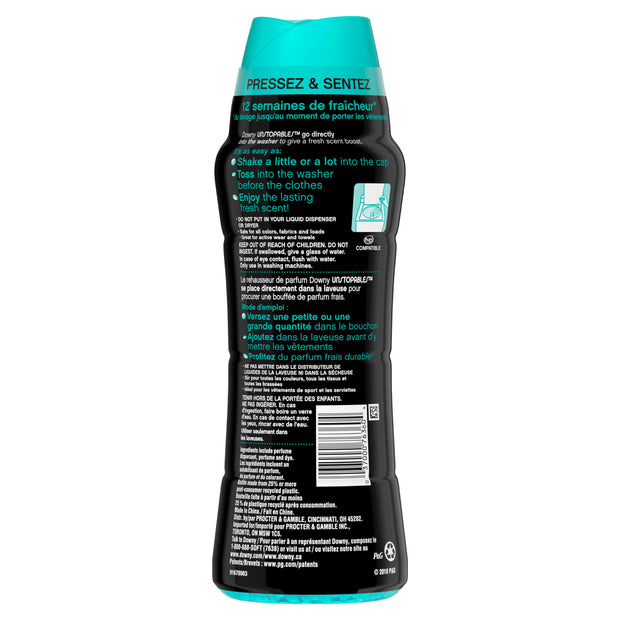 Downy Unstopables Fresh, 20.1 oz Scent Booster Beads - FLJ CORPORATIONS