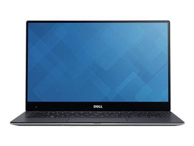 "Dell Silver 13.3"" XPS FHD Laptop PC with Intel Core i5-6200U Processor, 8GB Memory, 128GB Solid State Drive and Windows 10 Home - FLJ CORPORATIONS"