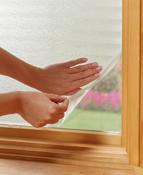 Peel and Stick Window Privacy Films - FLJ CORPORATIONS