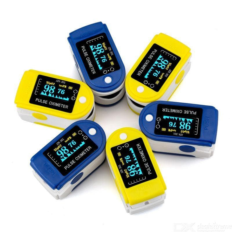 Professional Pulse Oximeter Fingertip Pulsioximetro Oled Heart Rate Monitor - FLJ CORPORATIONS