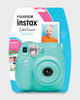 Image of Fujifilm Instax Mini 7S Instant Camera (with 10-pack film) - Seafoam Green - FLJ CORPORATIONS