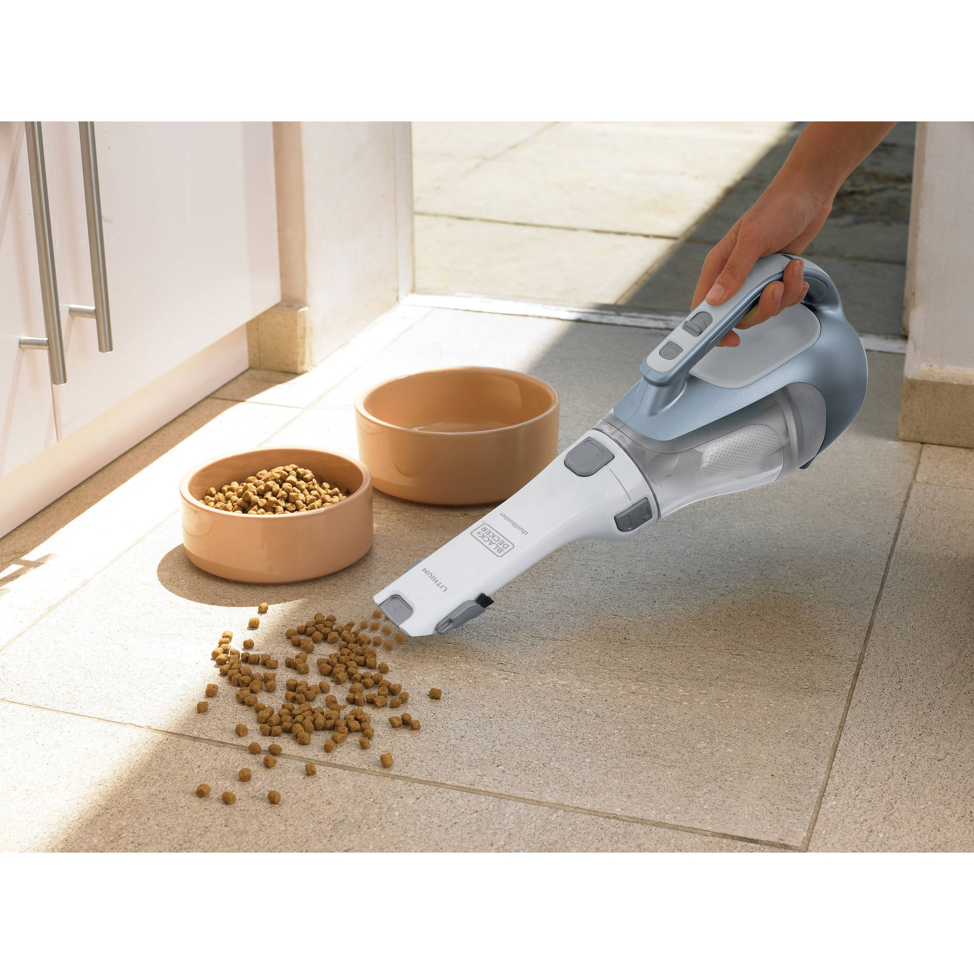 BLACK+DECKER DUSTBUSTER 16V Lithium Hand Vacuum, CHV1410L32 - FLJ CORPORATIONS