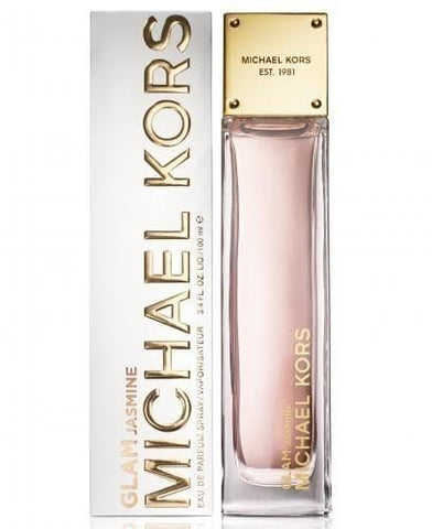 Michael Kors Glam Jasmine Eau De Parfum, Perfume For Women, 3.4 Oz