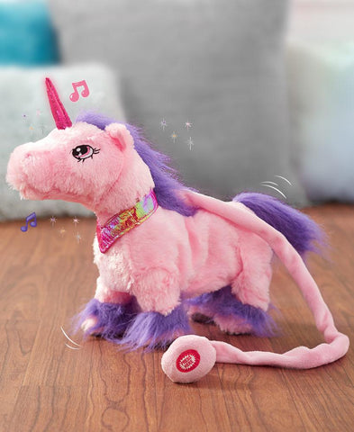 Walking Horse or Unicorn with Sound - FLJ CORPORATIONS