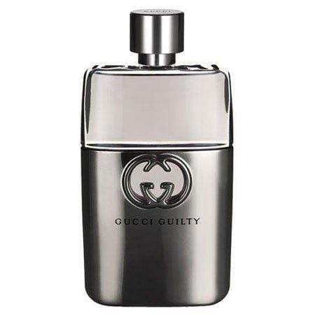 ($95 Value) Gucci Guilty Pour Homme Eau De Toilette Spray, Cologne for Men, 3 Oz - FLJ CORPORATIONS