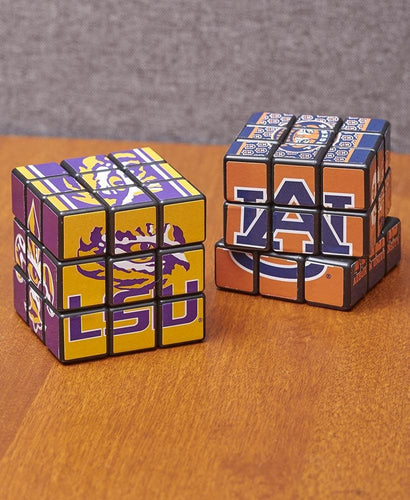 Collegiate Puzzle Cubes - FLJ CORPORATIONS