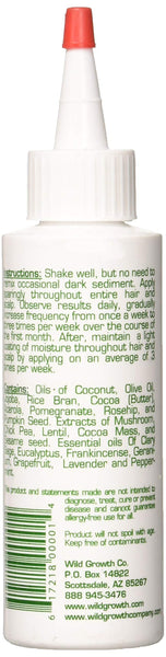 Wild Growth Hair Oil 4 Oz - FLJ CORPORATIONS