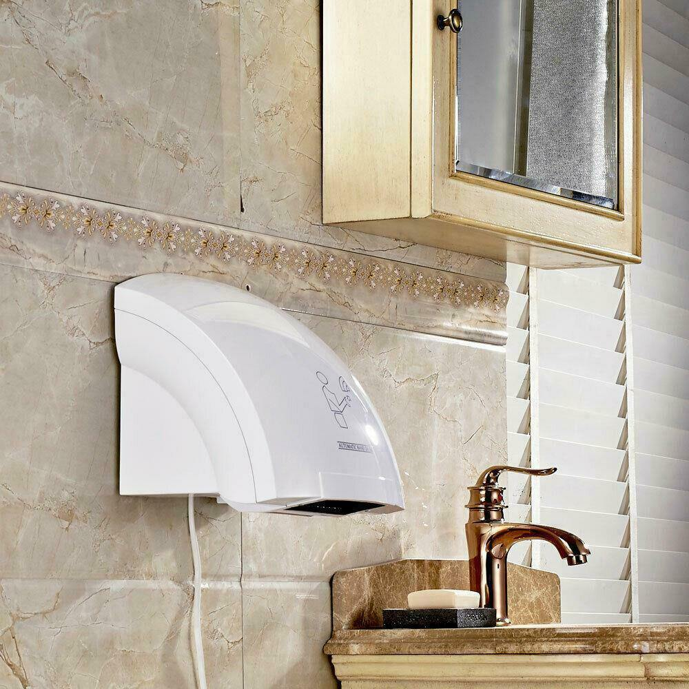 Hotel Automatic Infared Sensor Hand Dryer Household Bathroom