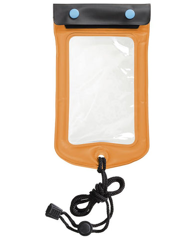 Waterproof Floating Zip Pouch with Lanyard - FLJ CORPORATIONS