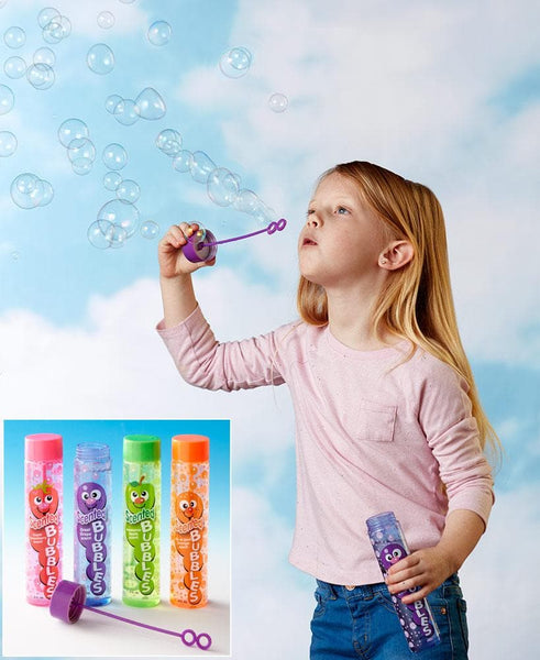 Set of 4 Scented Bubbles - FLJ CORPORATIONS