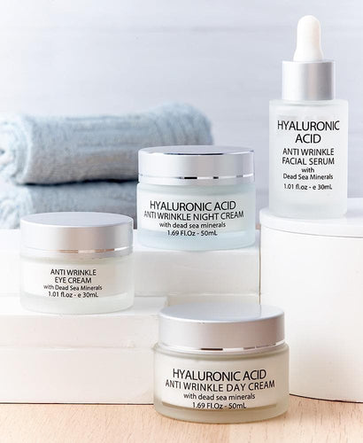 Hyaluronic Acid Skin Care Solutions - FLJ CORPORATIONS