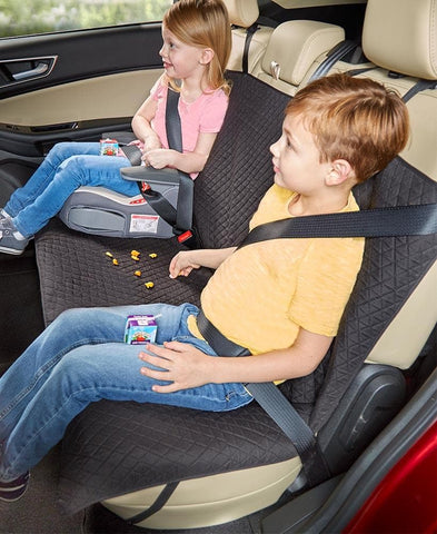 Deluxe Quilted Car Seat Covers - FLJ CORPORATIONS