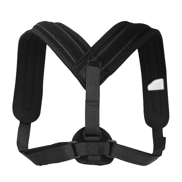 Weefy Mens Women Therapy Posture Corrector Body Back Belt Sport Shoulder Support Adjustable - FLJ CORPORATIONS