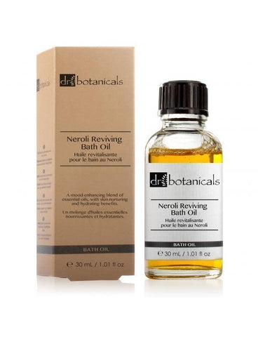 Doctor Botanicals Neroli Reviving Bath Oil - FLJ CORPORATIONS