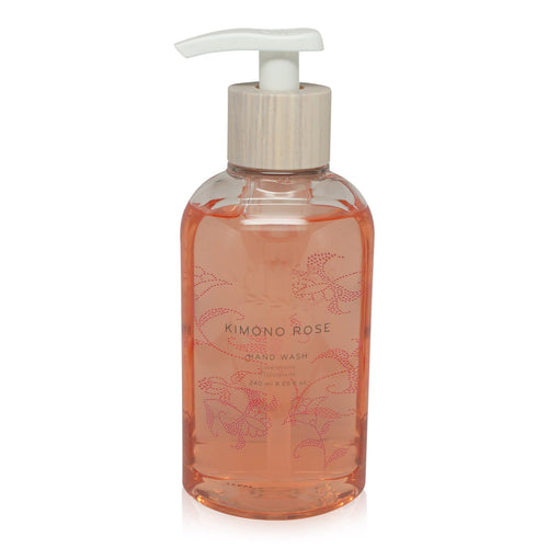 Thymes Kimono Rose Hand Wash, 8.25 Oz - FLJ CORPORATIONS