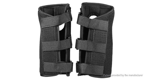 Wrist Splint Support Brace Fractures Tunnel Arthritis Sprain Band (Size M/Pair) - FLJ CORPORATIONS