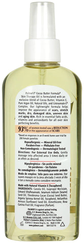 Palmer's Cocoa Butter Formula With Vitamin E Skin Therapy Oil, 5.1 fl oz - FLJ CORPORATIONS