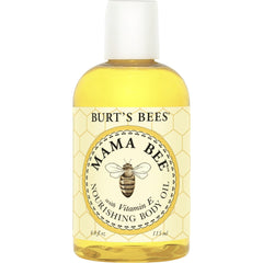 Burt's Bees 100% Natural Mama Bee Nourishing Body Oil, 4 Ounce Bottle - FLJ CORPORATIONS