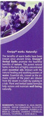 Kneipp Lavender Relaxing Bath Oil