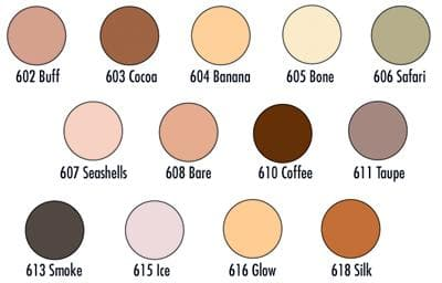 Sorme Long Lasting Eye Shadow, Seashells #607 - FLJ CORPORATIONS