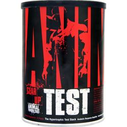 Universal Nutrition Animal Test 21 pckts - FLJ CORPORATIONS