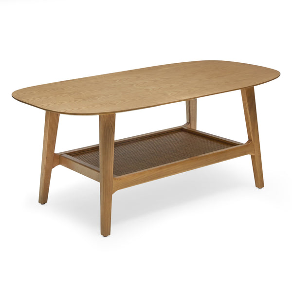 MoDRN Naturals Ellery Coffee Table - FLJ CORPORATIONS