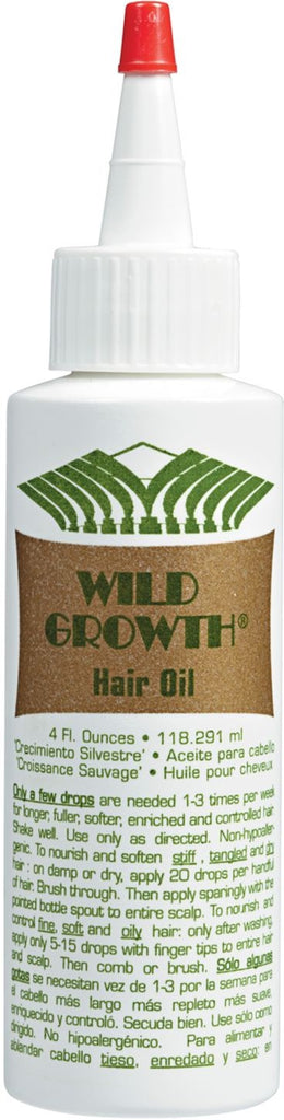 Wild Growth Hair Oil - FLJ CORPORATIONS