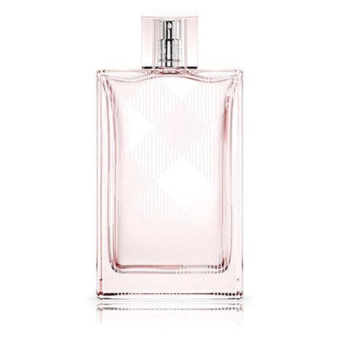 Burberry Brit Sheer Eau De Toilette Spray, Perfume for Women, 3.3 Oz