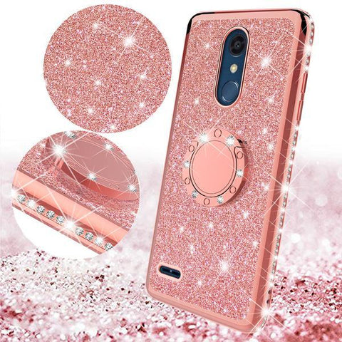 Cute Glitter Phone Case - FLJ CORPORATIONS