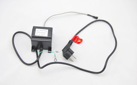 In 220V/50HZ output 12V transformer for shower fm radio control panel