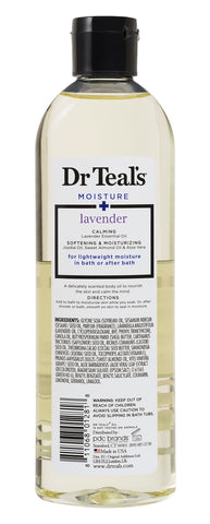 Dr Teal's Soothe & Sleep with Lavender Body and Bath Oil, 8.8 fl oz - FLJ CORPORATIONS