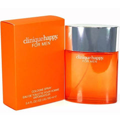 ($67 Value) Clinique Happy Eau De Toilette Spray, Cologne for Men, 3.4 Oz