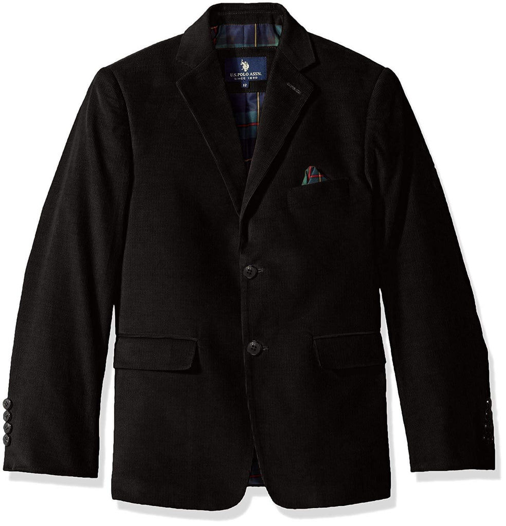 Boy's Corduroy 2-Button  Jacket - FLJ CORPORATIONS