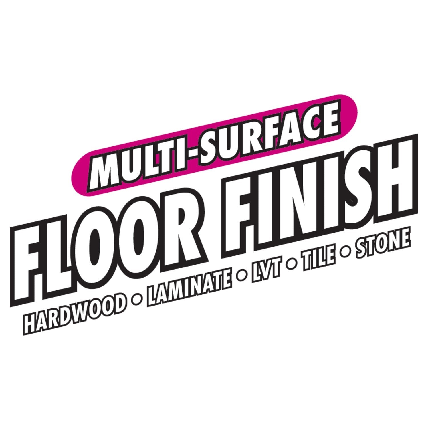 Quick Shine Multi-Surface Floor Finish, 27 fl oz - FLJ CORPORATIONS