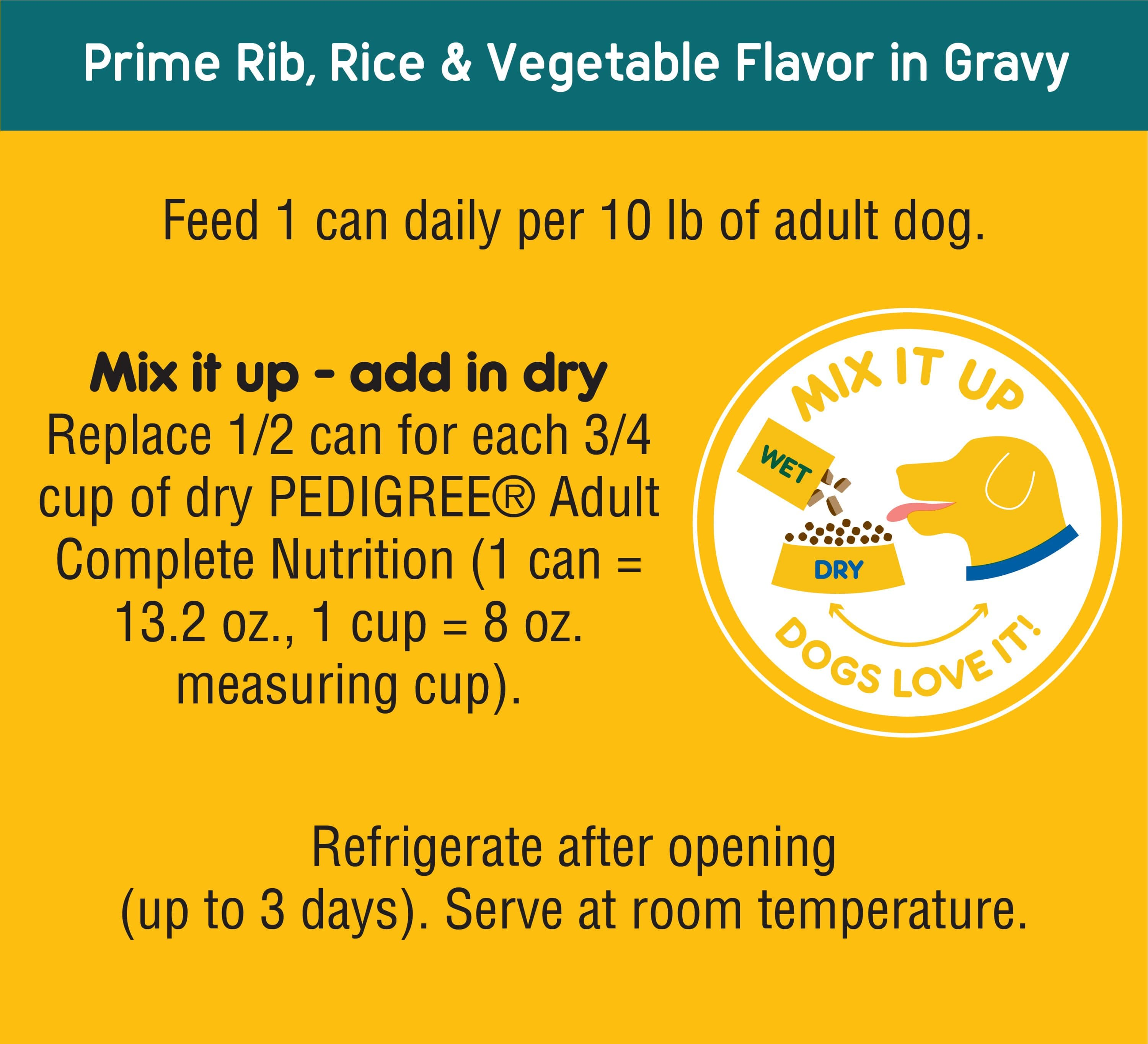 (12 Pack) PEDIGREE Homestyle Meals Adult Canned Wet Dog Food Variety Pack, 13.2 oz. Cans - FLJ CORPORATIONS