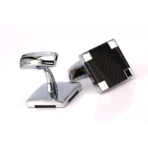 Cufflinks Victoria Style Brooch Jewelry Black For Ceremony