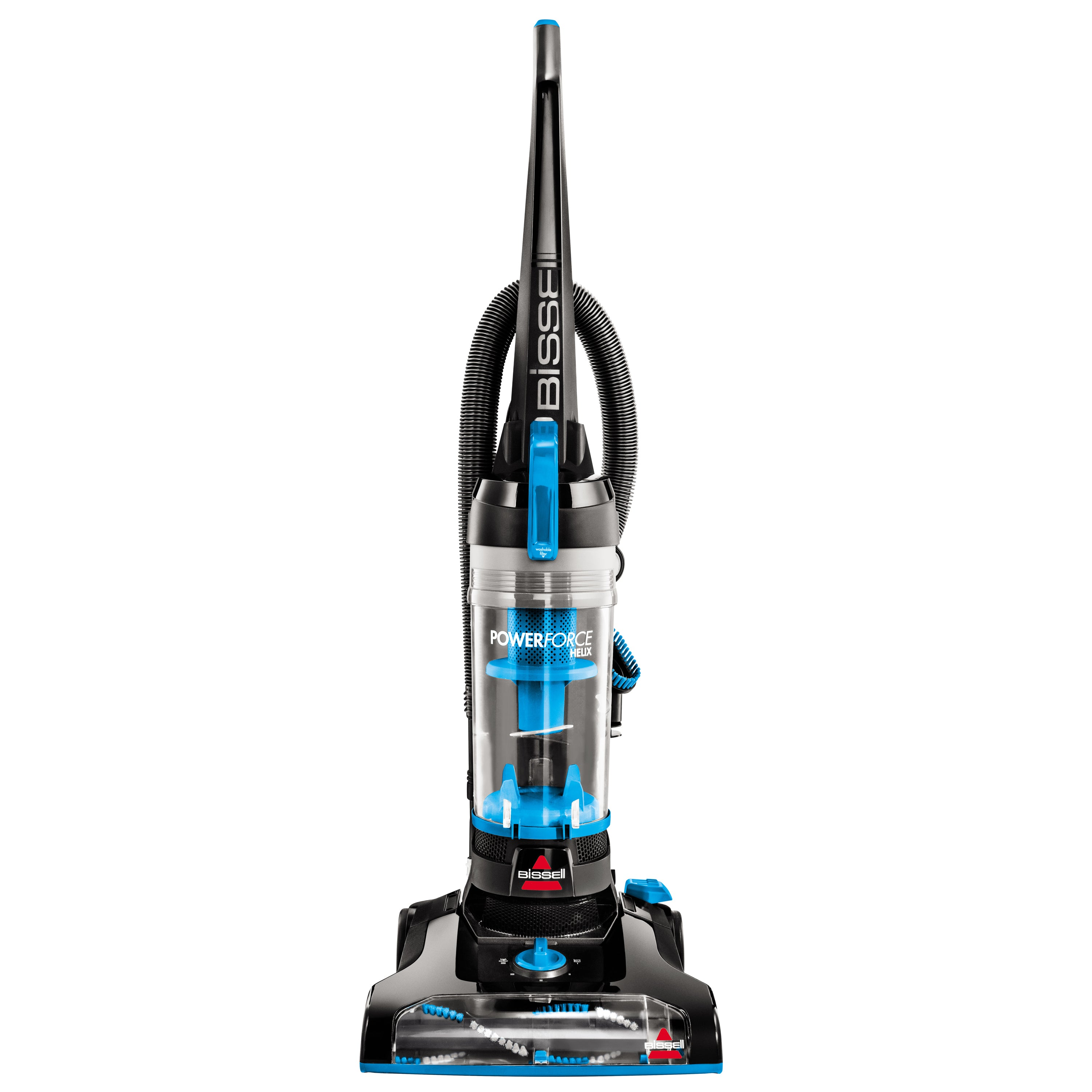 BISSELL PowerForce Helix Bagless Upright Vacuum - FLJ CORPORATIONS
