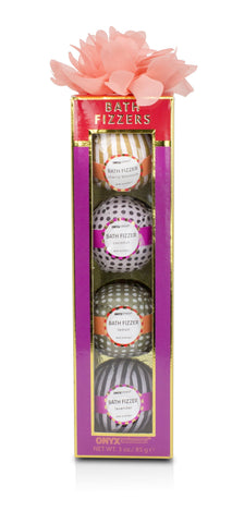 Onyx She is Curious Bath Bomb Set, 4 Ct, 3 Oz - FLJ CORPORATIONS