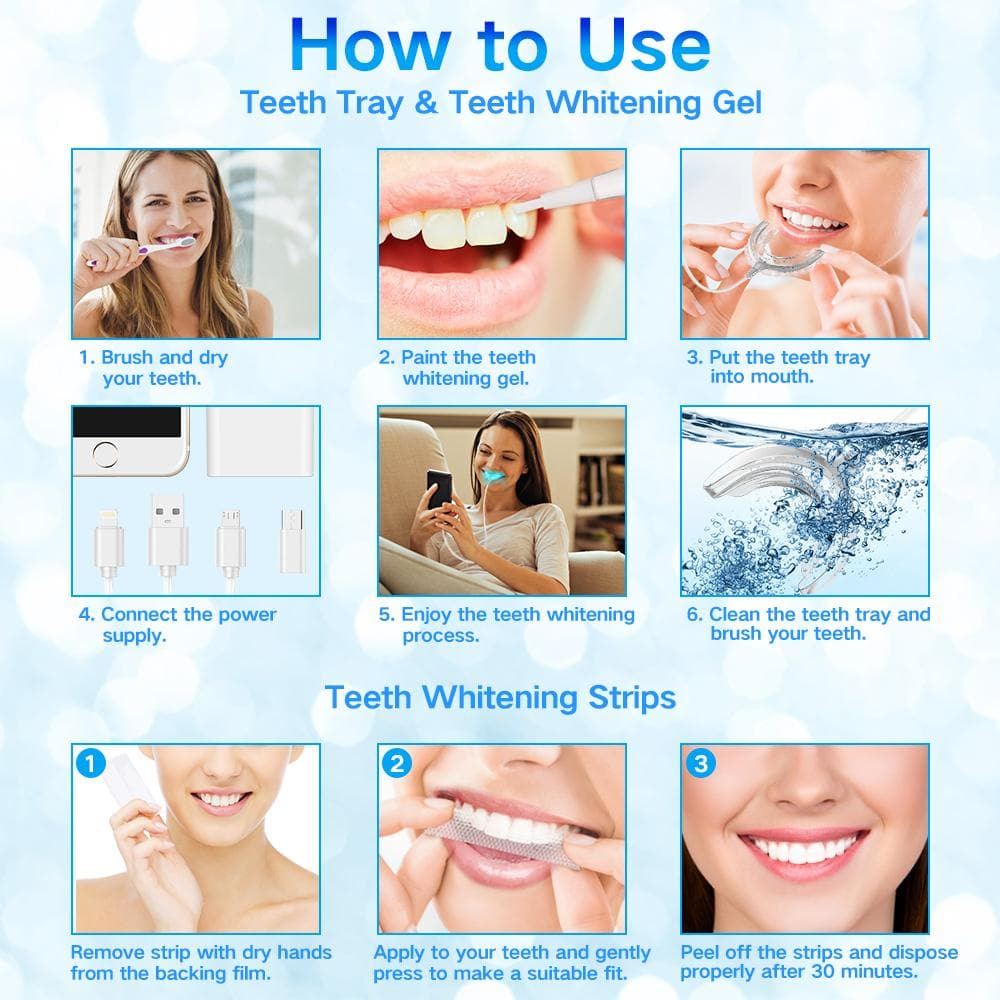 Smart Teeth Whitening Pens - FLJ CORPORATIONS